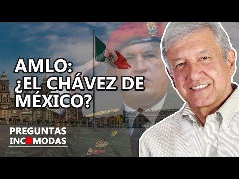 AMLO: ¿El Chávez de Mexico?