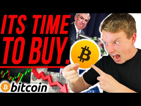 WHY I JUST BOUGHT BITCOIN... MY BITCOIN INVESTMENT PLAN!