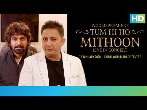 Mithoon's first-ever concert in Dubai | 17th January 2020 | Eros Now