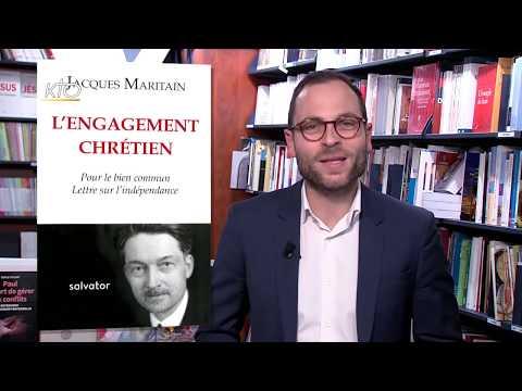 Vidéo de Jacques Maritain