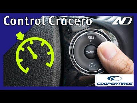 """¿Cómo usar el control crucero de tu auto"""" - Cooper Consejos en AutoDinámico"""