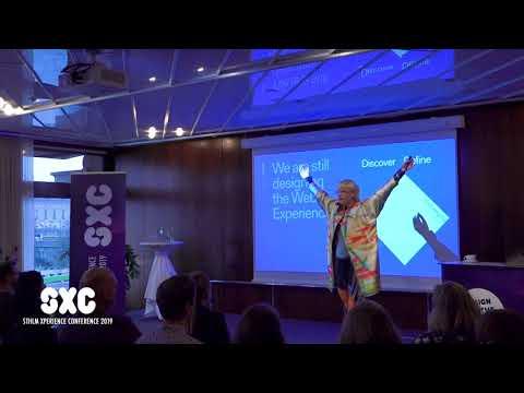 Talk from SXC 2019 - Unn Swanström, UX Designer at Doberman