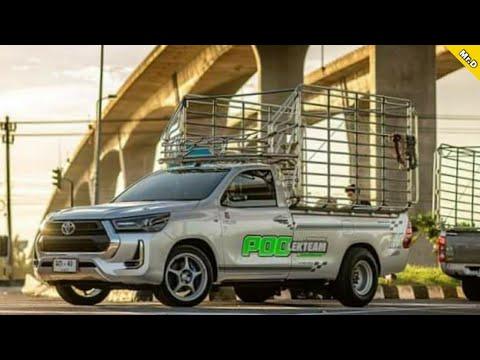 รถคอกซิ่งไทยแลนด์-กระบะบรรทุกห