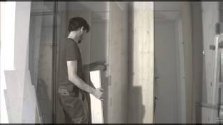 Unicosenza Armadio A Muro Marcaclacsistema Per Mansarda.Armadio A Muro Marcaclac Unicosenza Parte Seconda Youtube