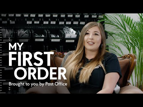 My First Order: Mystical Luna   Post Office
