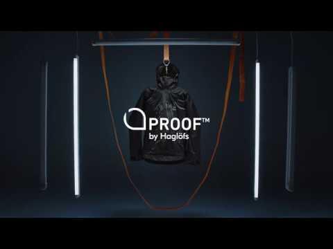 Haglöfs Presents PROOF™ - The Next Generation Technology