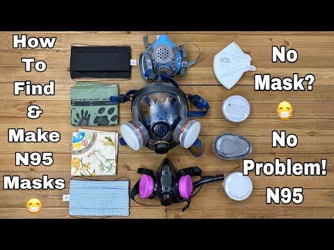 WARNING! Masks Do Work! How To Find N95 Masks Now!