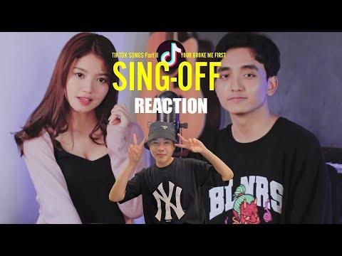 [REACTION]-SING-OFF-TIKTOK-SON