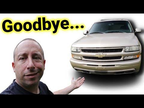 Let's Say Goodbye... One Last Look at My Chevy Tahoe