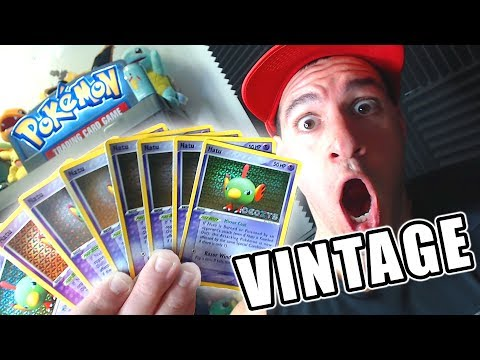 A FAN SENT ME TONS OF VINTAGE POKEMON CARDS OF MY FAVORITE POKEMON! - Letters For Leonhart!