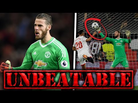 Has David de Gea Proved He's The BEST Goalkeeper In The World?! | #UCLReview