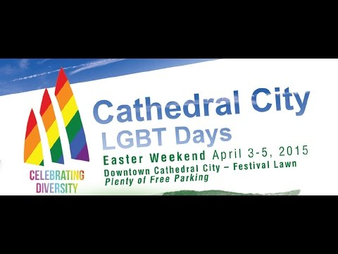 Cathedral City LGBT Days - 60 second