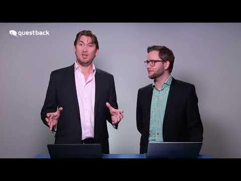 Questback webinar:  Drive change with employee feedback