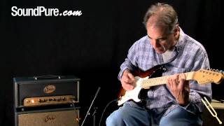 Michael Tuttle Standard Classic S Electric Guitar Demo