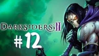 Darksiders 2 прохождение с Карном. Часть 12