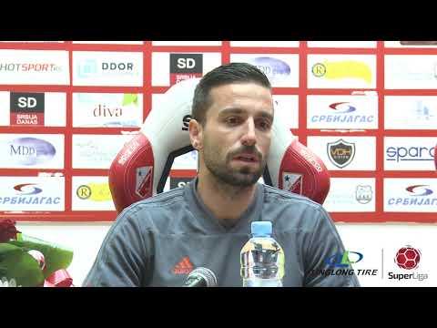 Linglong Tire Super liga 2019/20 - 9.Kolo: Izjave trenera nakon meča VOJVODINA – VOŽDOVAC