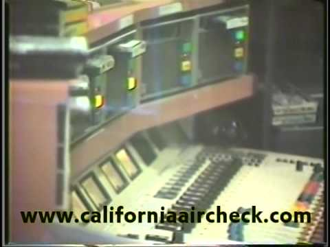 WRBQ Q-105 Tampa Cleveland Wheeler & Z Morning Zoo 1989 California Aircheck Video
