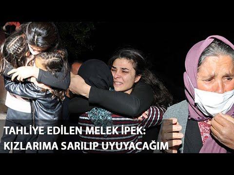 İşkenceci Eşini Öldüren Melek İpek Tahliye Edildi! İşte İlk Sözleri