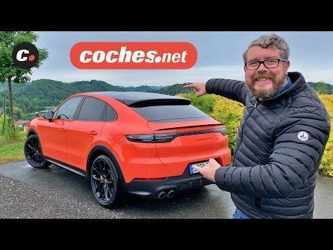 Porsche Cayenne Coupé 2019 | Primera prueba / Test / Review en español | coches.net