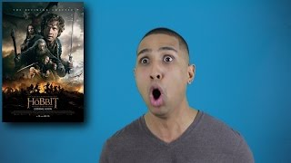 The Hobbit: The Battle of the Five Armies Movie Review & RANT - MaximusBlack