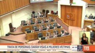Trata de personas: Darán visas a mujeres víctimas