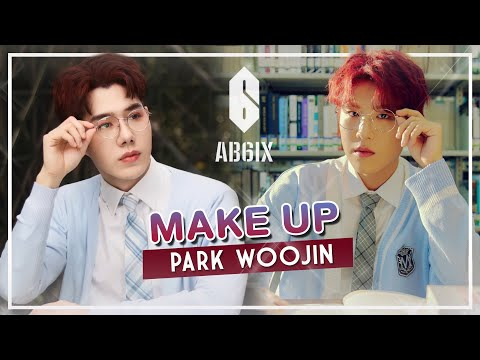 MAKE-UP- -Woojin-AB6IX-🍒-จัดเต