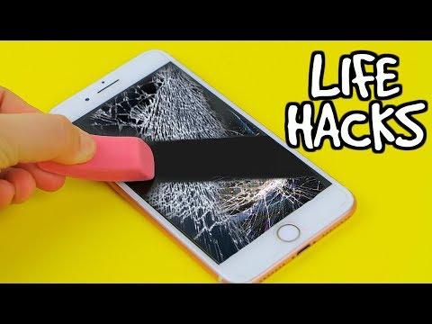 connectYoutube - WEIRD LIFE HACKS TESTED