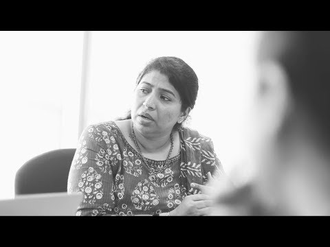 Celebrating diversity in Tech: #SheInspires - Krupa NS | HCL Technologies