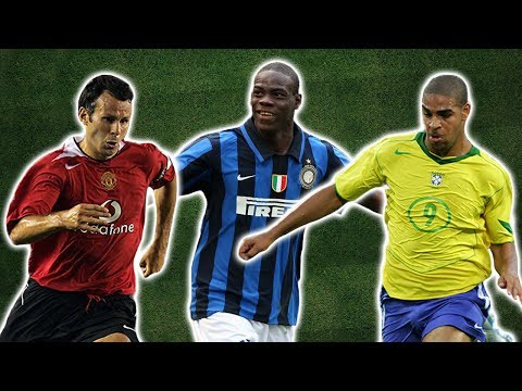 10 Wasted Talents In Football