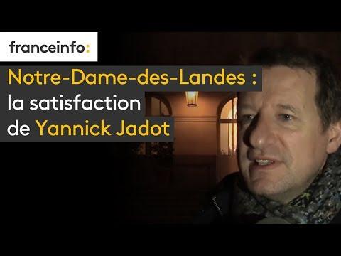 connectYoutube - NDDL : la satisfaction de Yannick Jadot