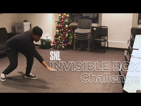 connectYoutube - SNL Invisible Box Challenge