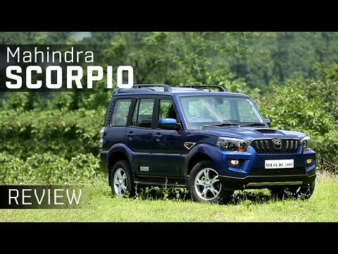 2014 Mahindra Scorpio :: Review :: ZigWheels