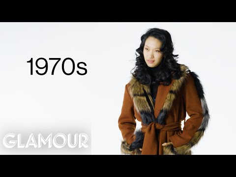 100 Years of Coats | Glamour