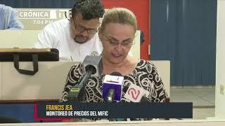 Reportan variación de precios en productos en cinco mercados de Managua - Nicaragua
