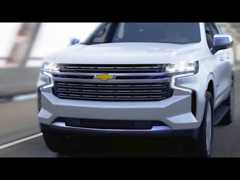 2021 Chevy Suburban ? Biggest and Baddest Full-Size SUV