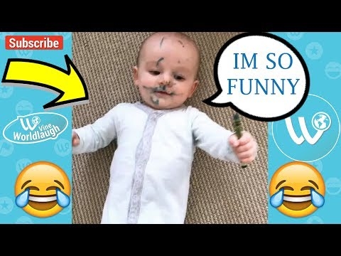 Best Funny Kids Videos Compilation | Try Not To Laugh Or Grin While Watching Funny Kids Videos 2018