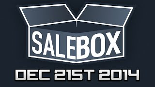 Salebox - Holiday Sale - December 21st, 2014