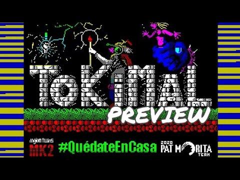 Preview: TOKIMAL (Pat Morita Team) Spectrum