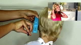 How To Cut A Boys Haircut Easy Kids Haircutting At Home Youtube