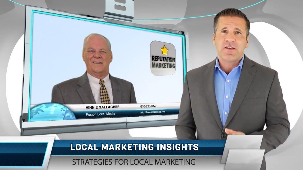 Reputation Marketing Strategies For Wilmington Business owners From Fusion Local Media 610-833-8146