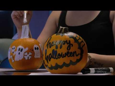Pumpkin Decorating Contest 2016