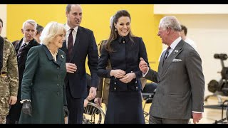 Kate Middleton (un peu trop) décontractée au G7  Elle appelle le prince Charles par son surnom