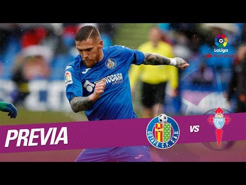 Previa Getafe CF vs RC Celta