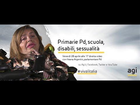 #vivalitalia con Ileana Argentin