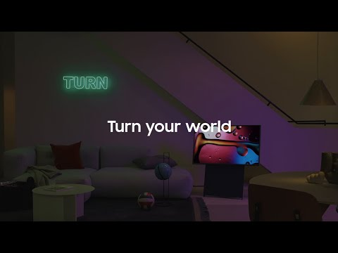 The Sero: Turn your world | Samsung