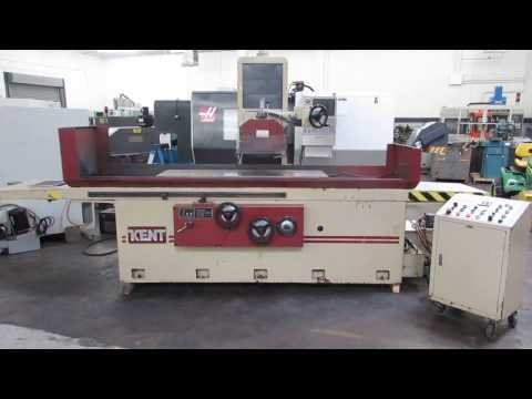 Kent KGS-515AHD 3-Axis Automatic Surface Grinder For Sale At Machinesused.com