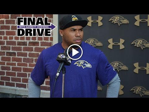 Steve Smith Returning To Get 1,000 Catches | Final Drive | Baltimore Ravens