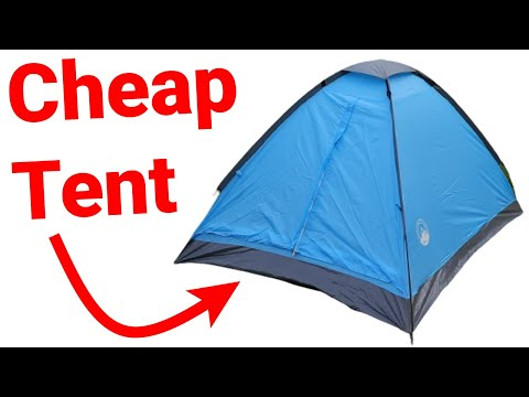 ► Wakeman Outdoors Tent Review: Setup, Overview, and Takedown