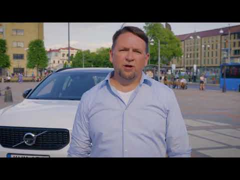 Volvo Cars Support Europride 2018