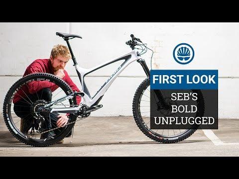 Bold Unplugged   Hidden Shock & Wildly Adjustable Geometry   Seb's New Long-Termer